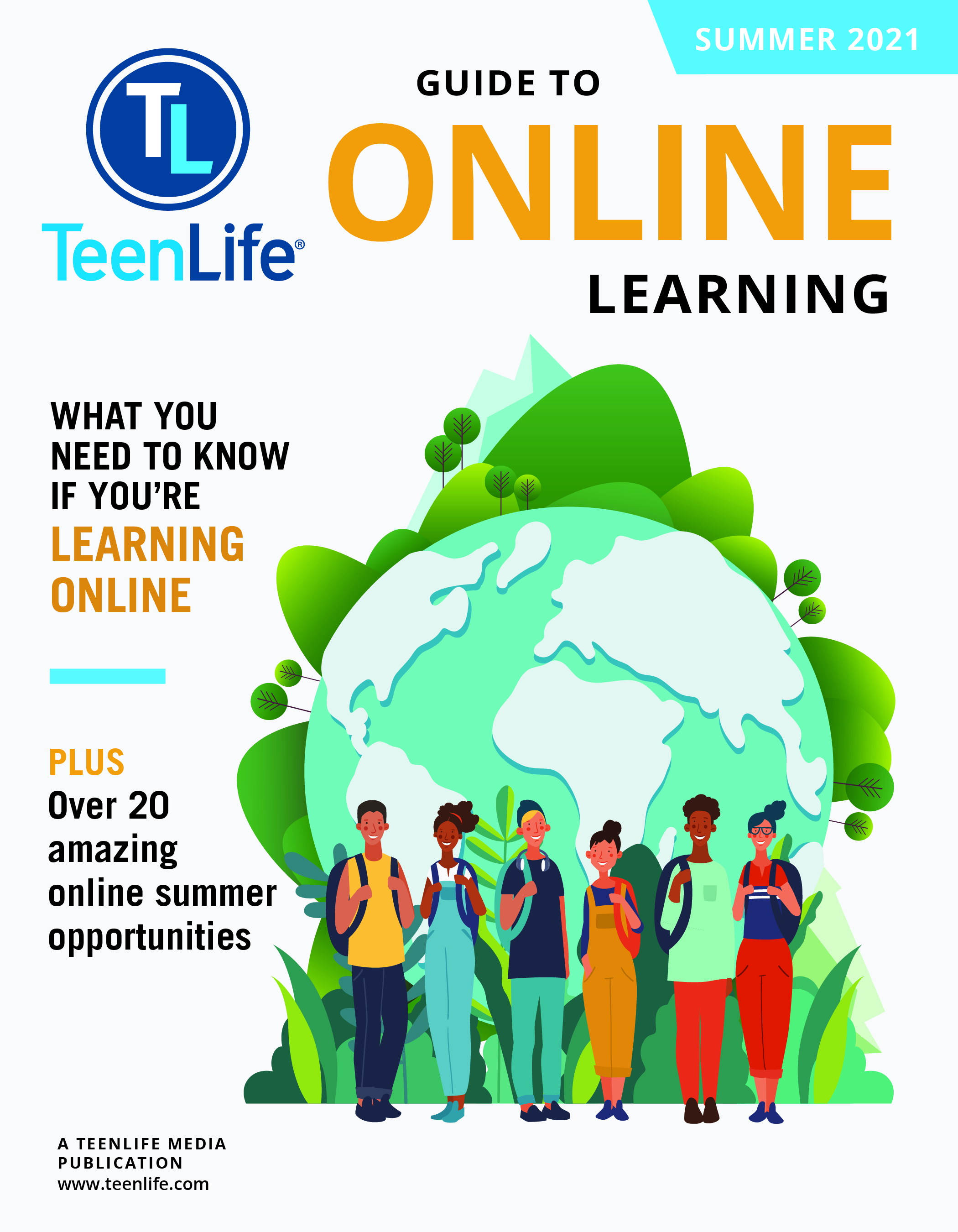 Guide to Online Learning: Summer 2021