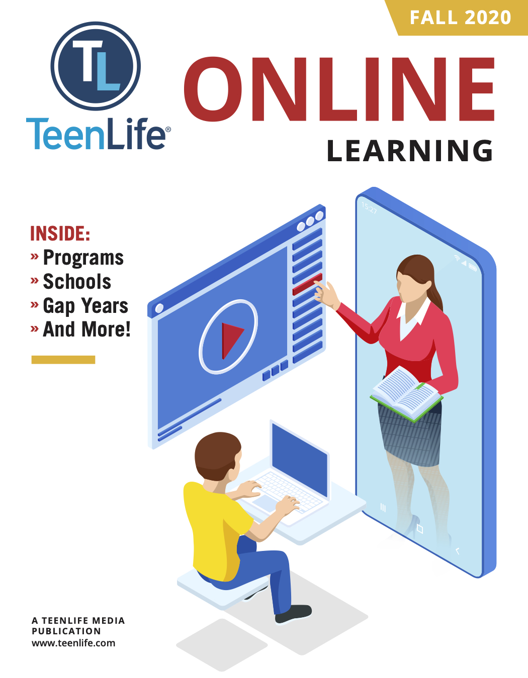 Guide to Online Learning Fall 2020-TeenLife