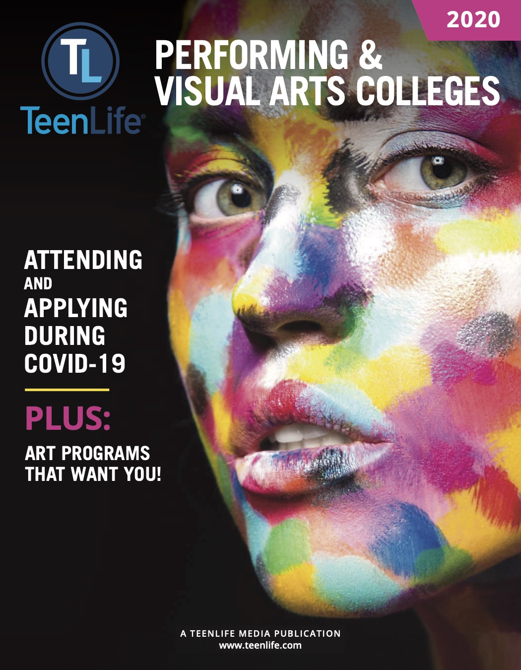 Guide to Performing and Visual Arts Colleges 2020-TeenLife