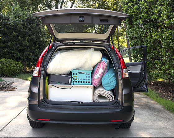 Bringing Your Car to College