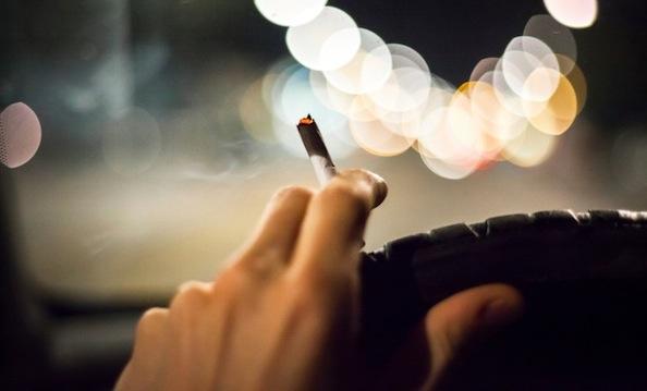 driving while using marijuana