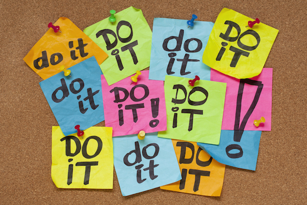 """Defeat Procrastination with an """"Unschedule"""""""