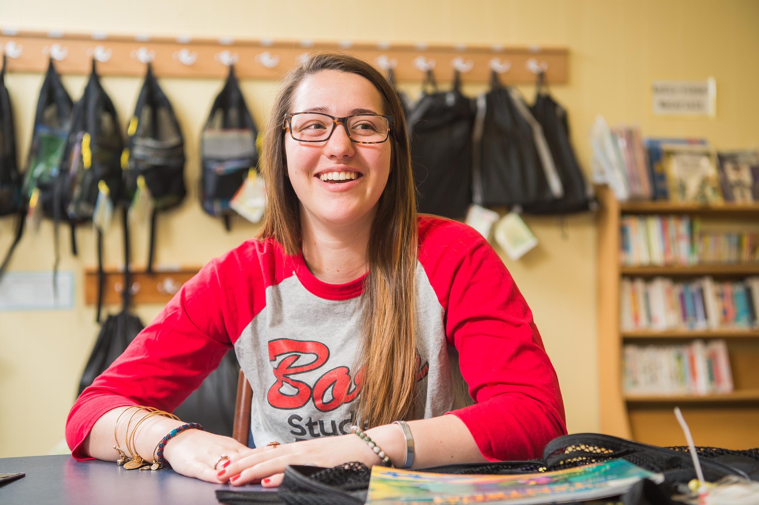 Edinboro University: Jessica Porter