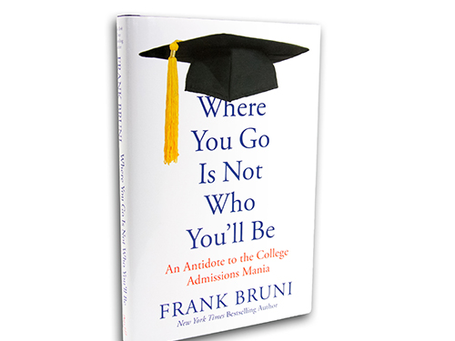 EXCLUSIVE: Our Interview with New York Times Columnist Frank Bruni (Part One)