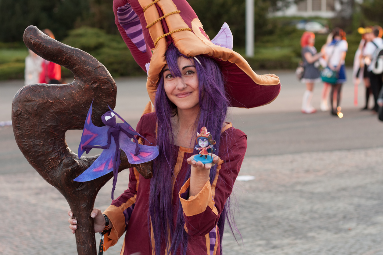 How Cosplay and Sewing Boost High School STEM Skills