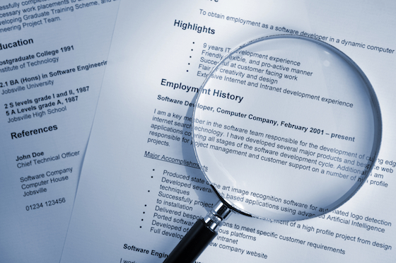 The Importance of the High School Resume