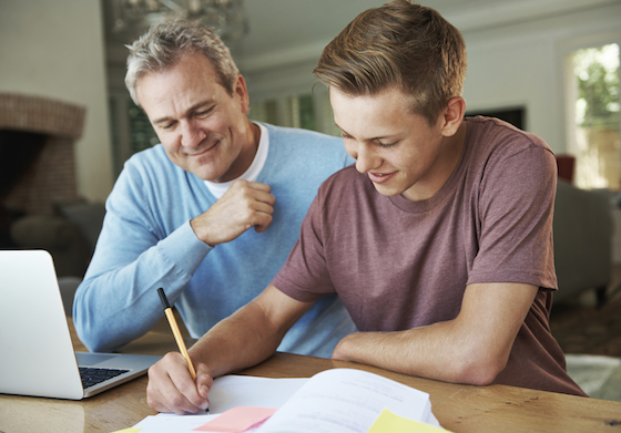 Is Your Teen Struggling With Homework Overload?