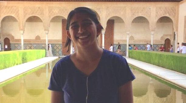 ISA High School: Celeste Castillo