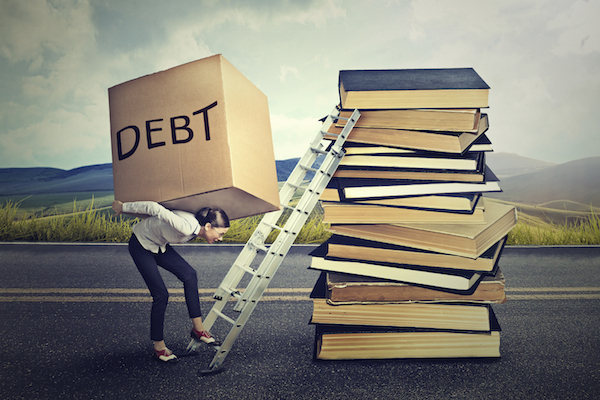 It's Time to Get Real About College Loan Debt
