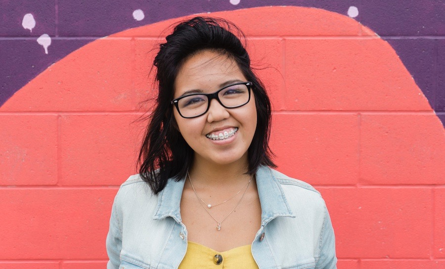 Casey Jones studies visual art and graphic design at Minneapolis College of Art and Design.