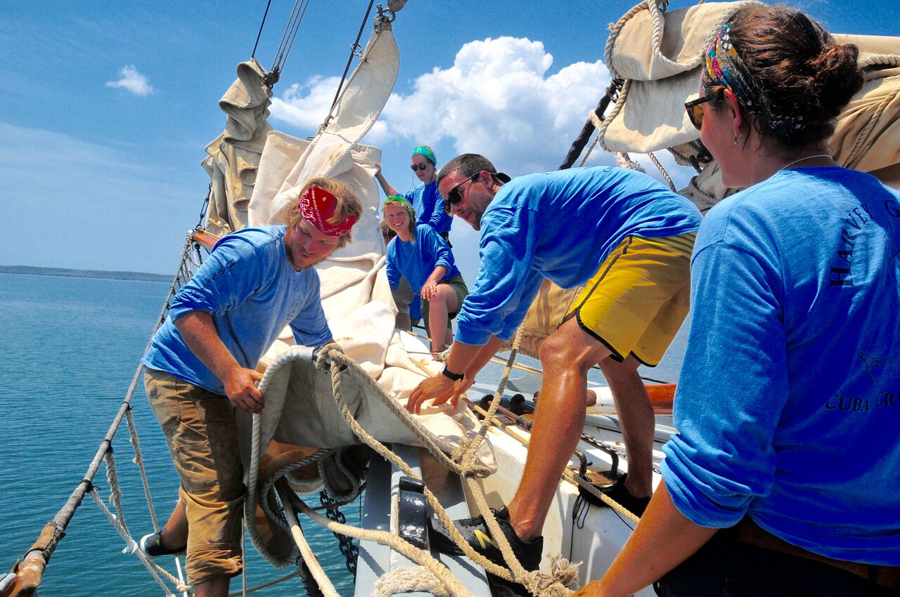 Ocean Passages Gap Year Navigates Seas of Change in Cuba