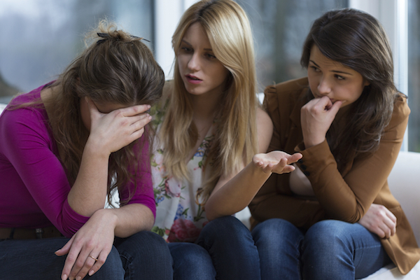 Teen Stress, Suicide, and Substance Use