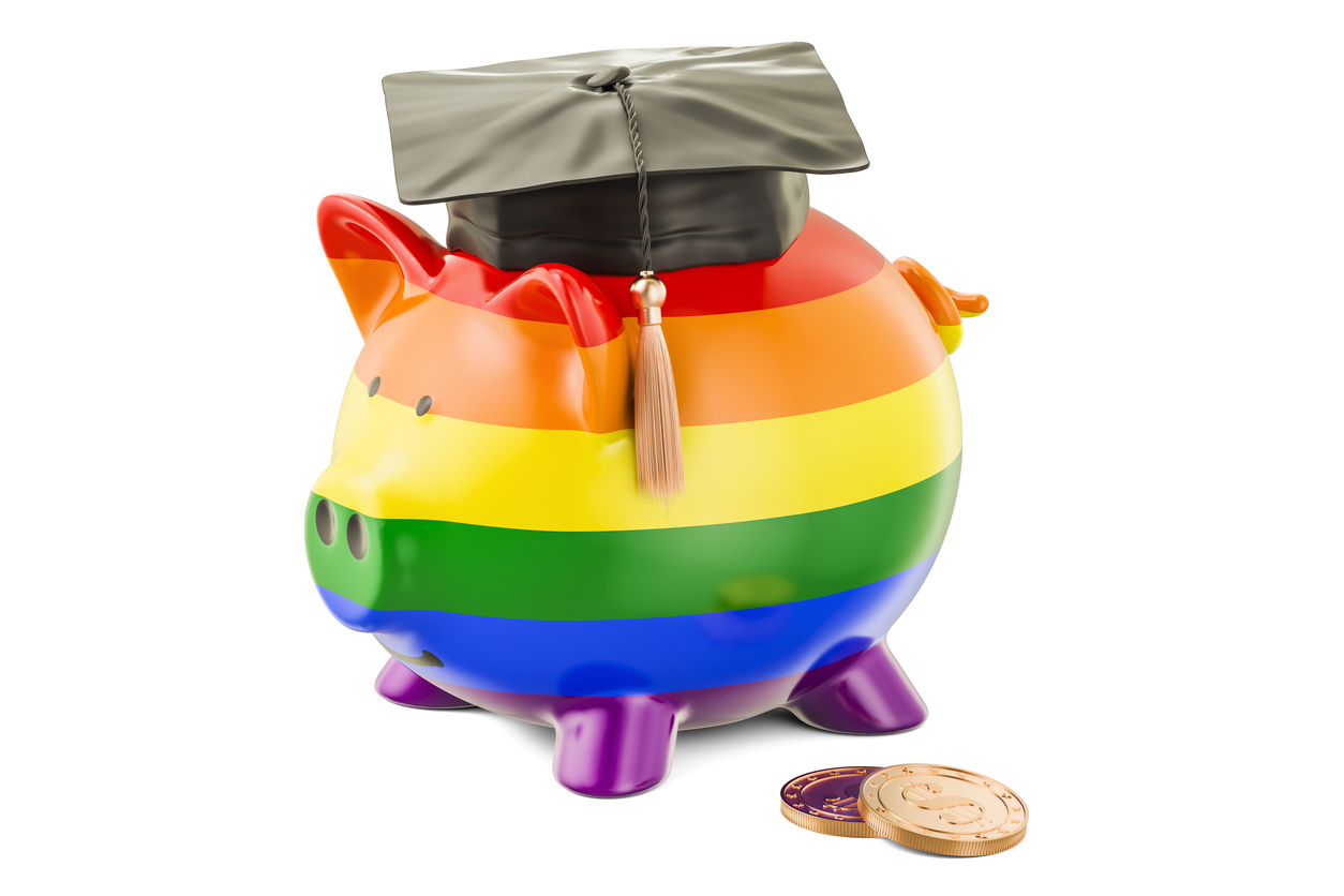 Three Important College Scholarships Tips for LGBTQ+ Students