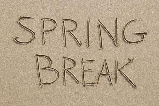 Top 10 Activities for Spring Break