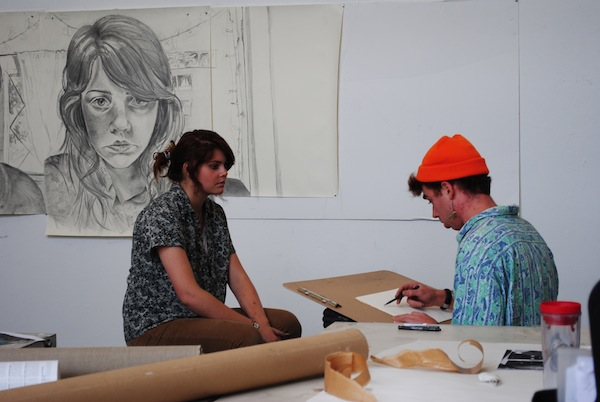 SFAI summer art program