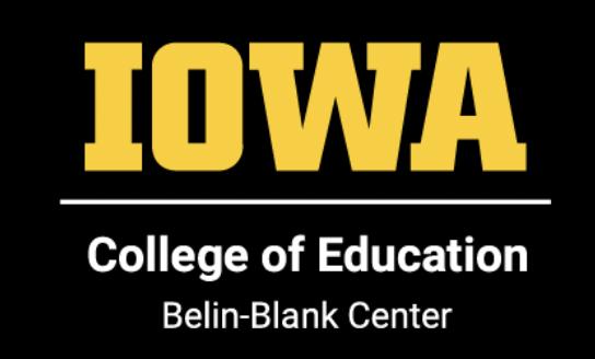 University of Iowa: Secondary Student Training Program