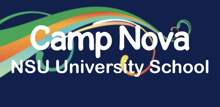 NSU University School: Camp Nova