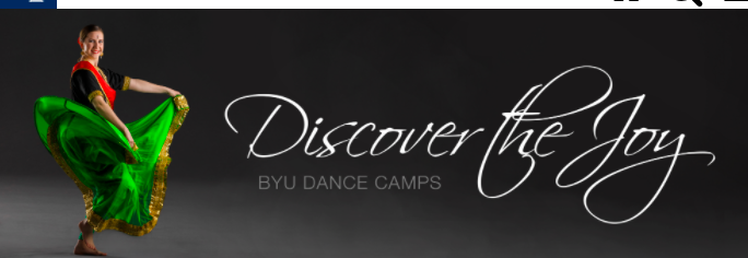 Brigham Young University:  Dance Camps