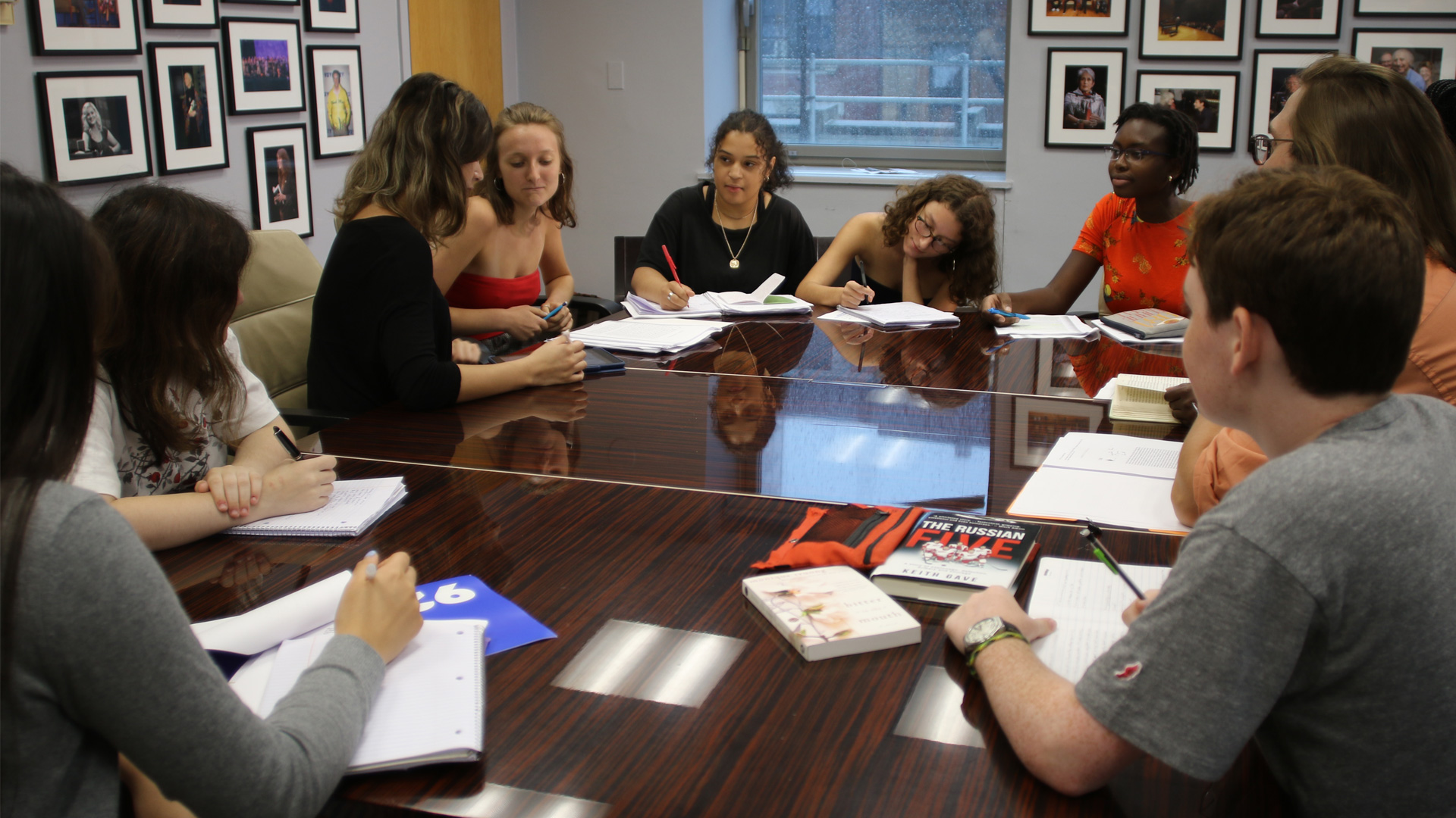 92Y Poetry Center Young Writers Workshop