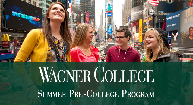 Healthcare and Psychology | Summer Pre-College Program for High School Students at Wagner College