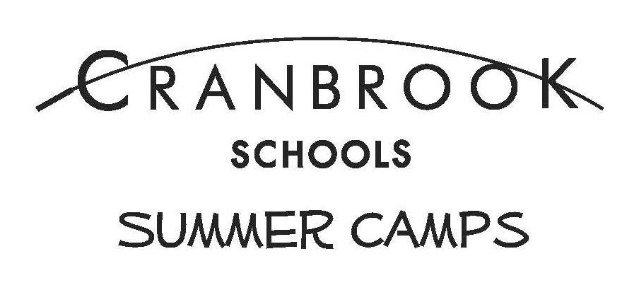 Cranbrook Schools Summer Camps