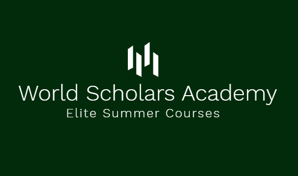 Summer Program World Scholars Academy Online | STEM Summer Courses