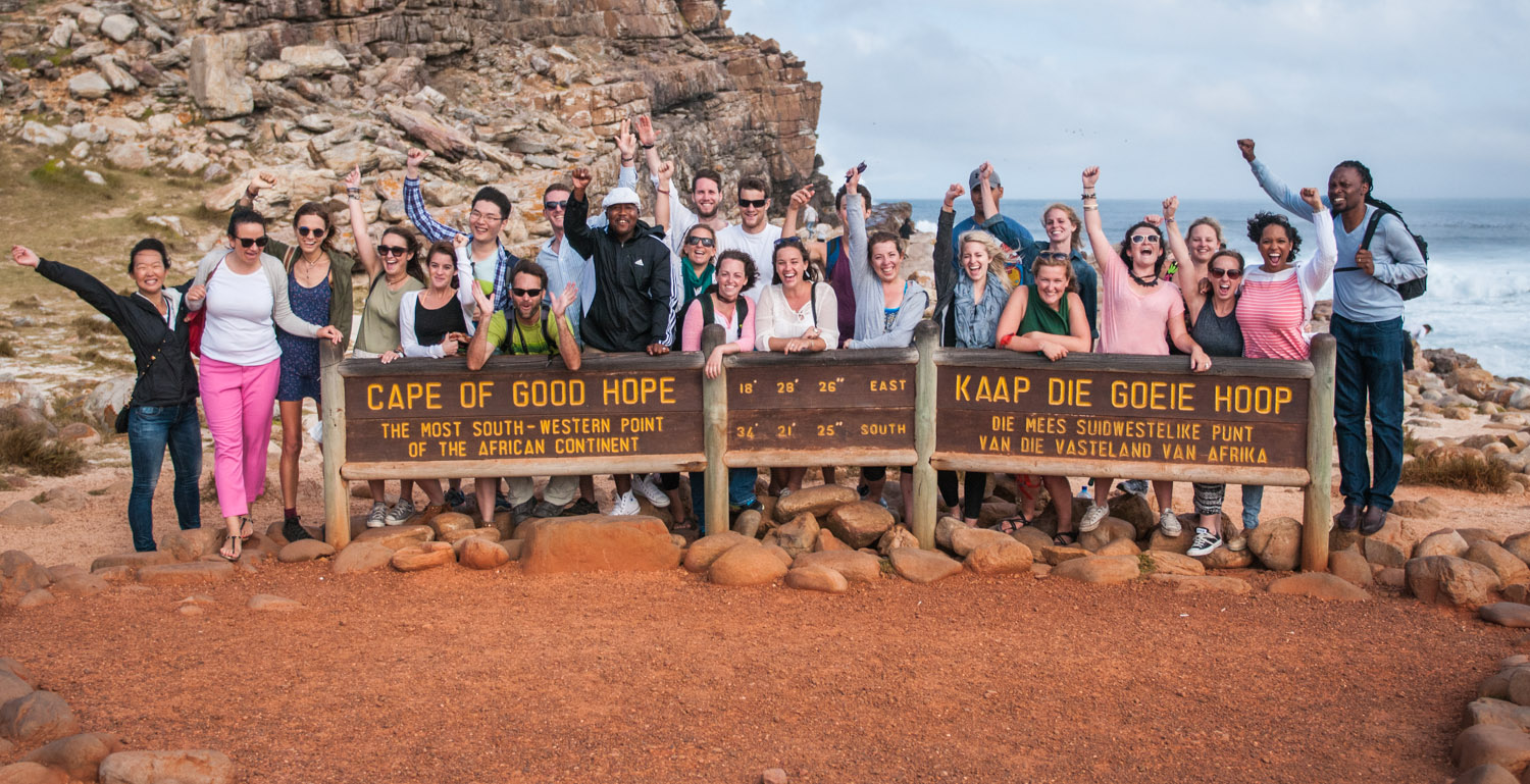 Gap Year Internships in Cape Town, South Africa