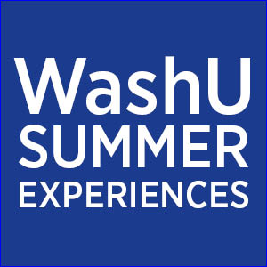 Washington University's High School Summer Scholars Program