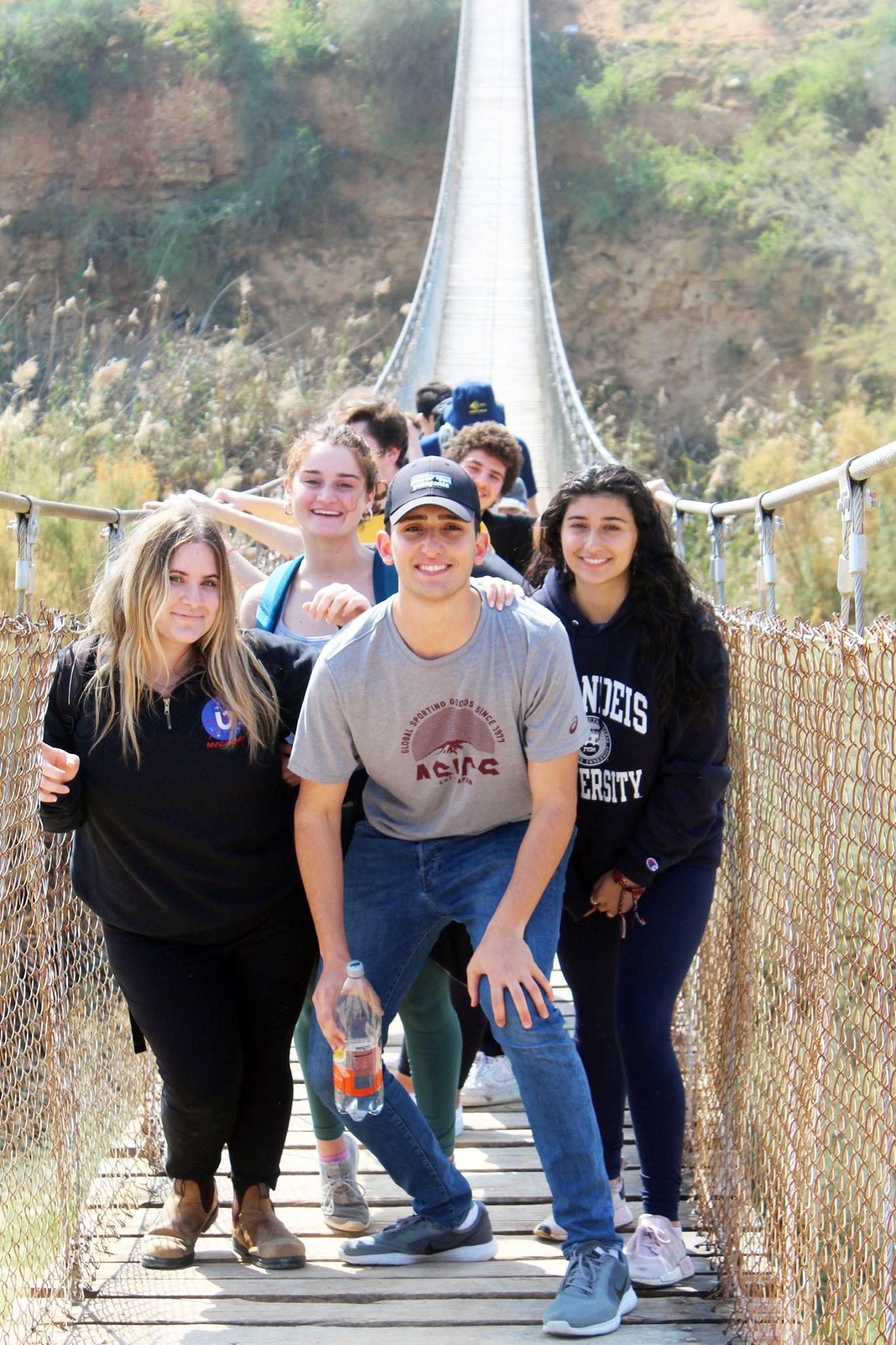 Gap Year Program - Aardvark Israel Programs  1