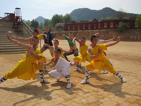 Gap Year Program - Academic Explorers Martial Arts and Mandarin in China  4