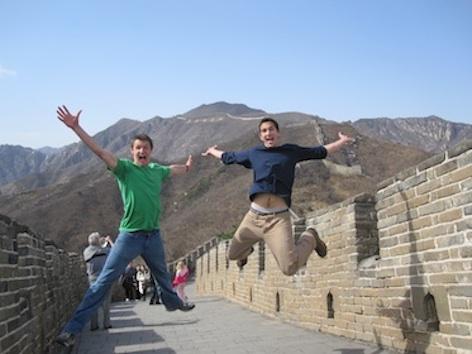 Gap Year Program - Academic Explorers Martial Arts and Mandarin in China  2