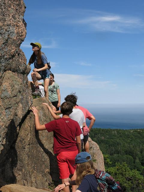 Acadia Institute: Advanced Marine Science Camp Program