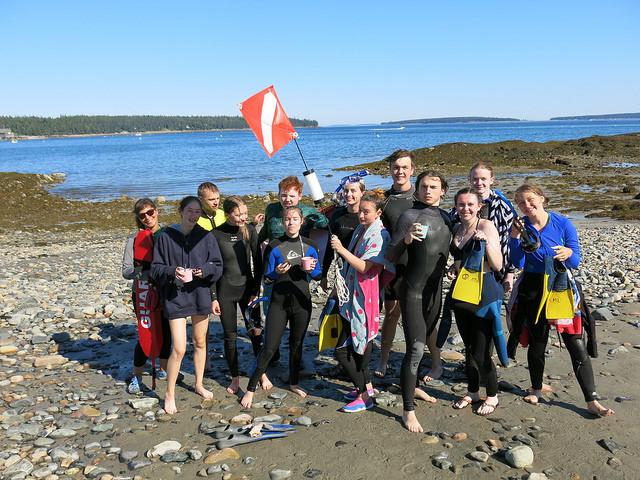 Summer Program - Science | Acadia Institute: Advanced Marine Science Camp Program