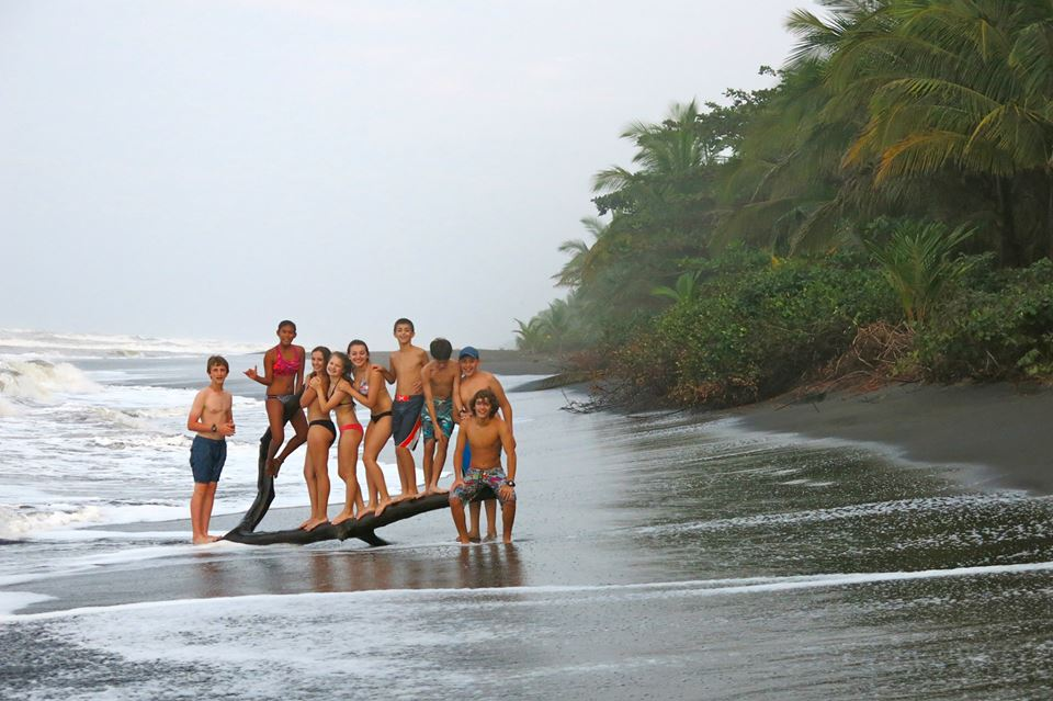 Summer Program - Preserving the Environment   ARCC Programs   Costa Rica: Jaguar Conservation Adventure