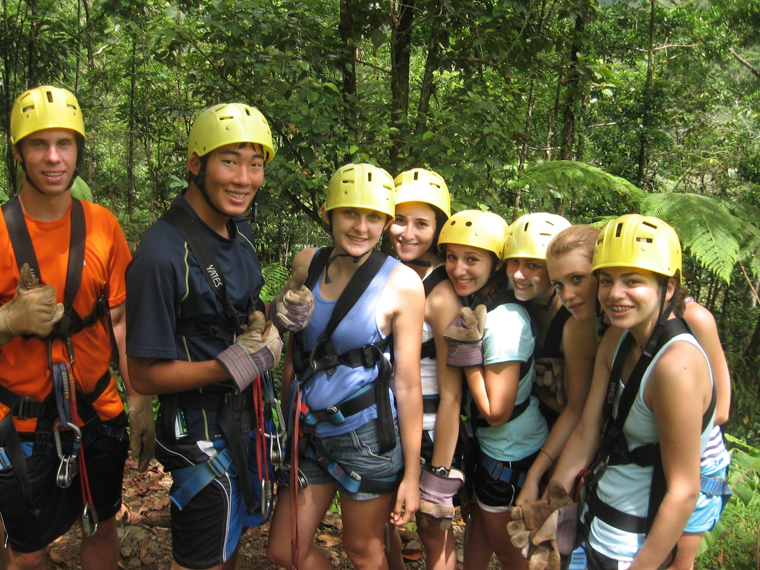 Summer Program - Wildlife Conservation   ARCC Programs   Costa Rica: Jaguar Conservation Adventure