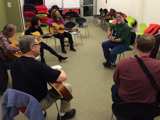 Washington Conservatory of Music: Acoustic Guitar for Beginners