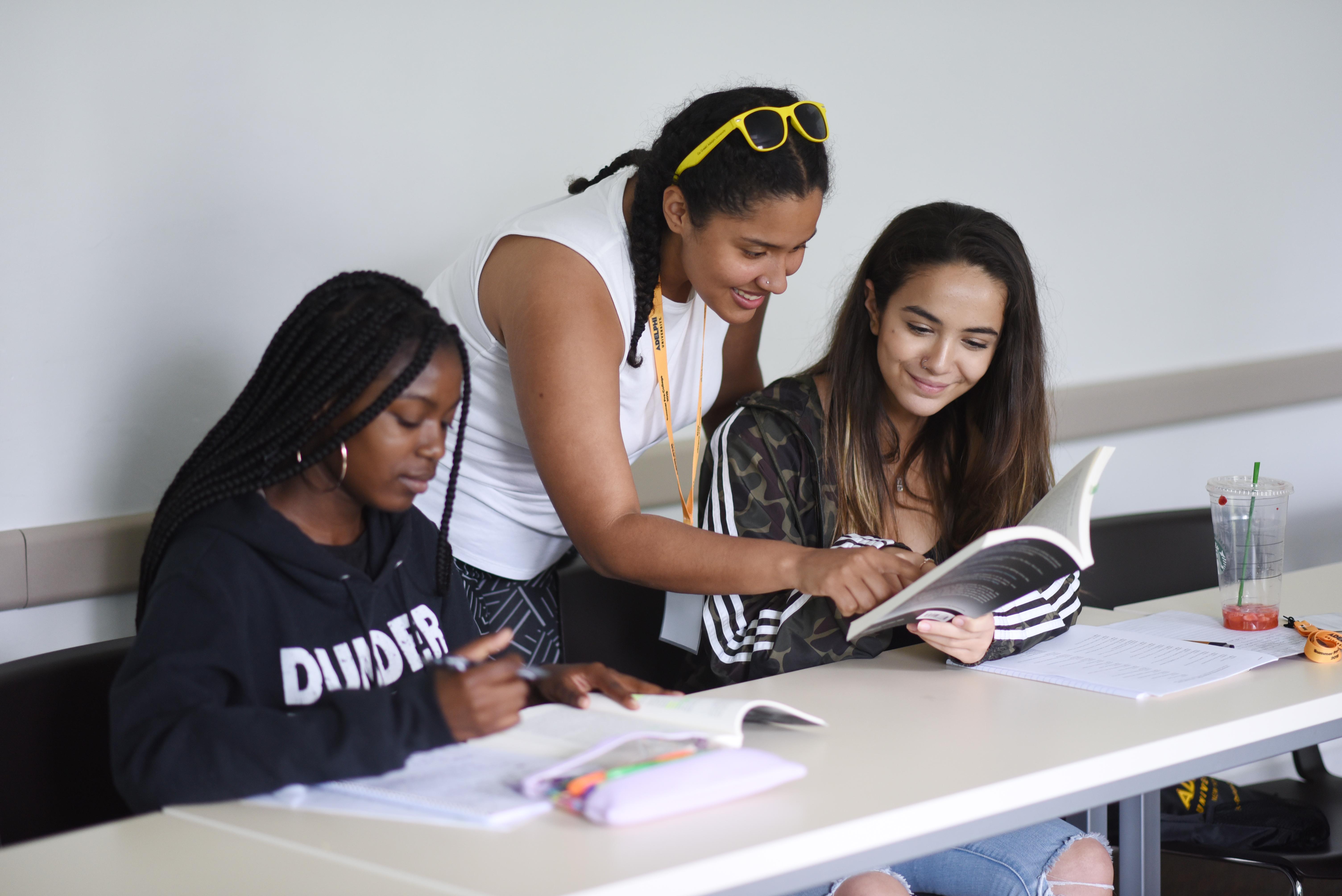 Summer Program - Business | Adelphi University Summer Pre-College Programs