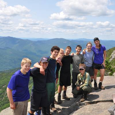 Summer Program - Hiking | NOLS Adirondack Backpacking and Canoeing Adventure