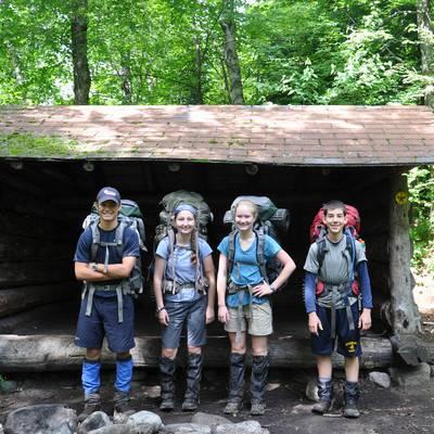 Summer Program - Hiking   NOLS Adirondack Backpack Adventure