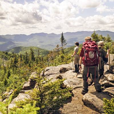 NOLS Adirondack Backpack Adventure