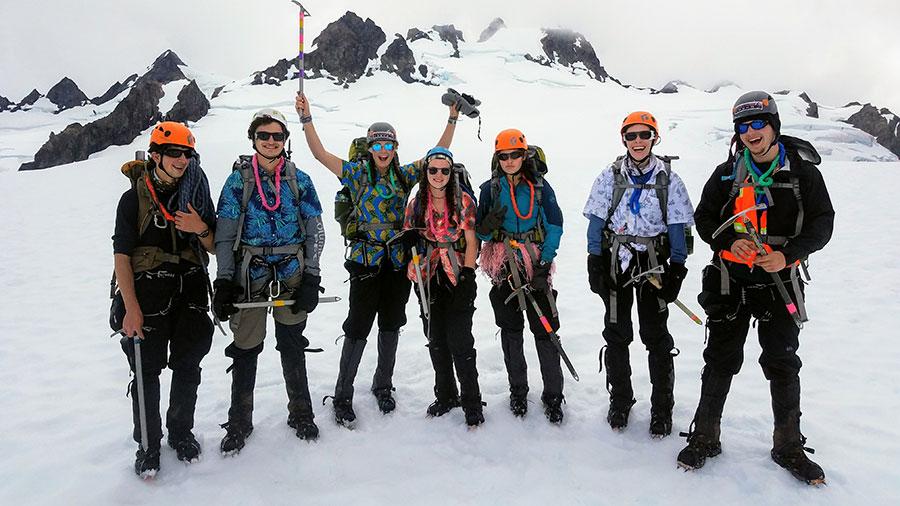 Adventure Treks: Leadership Adventure Gap Semester