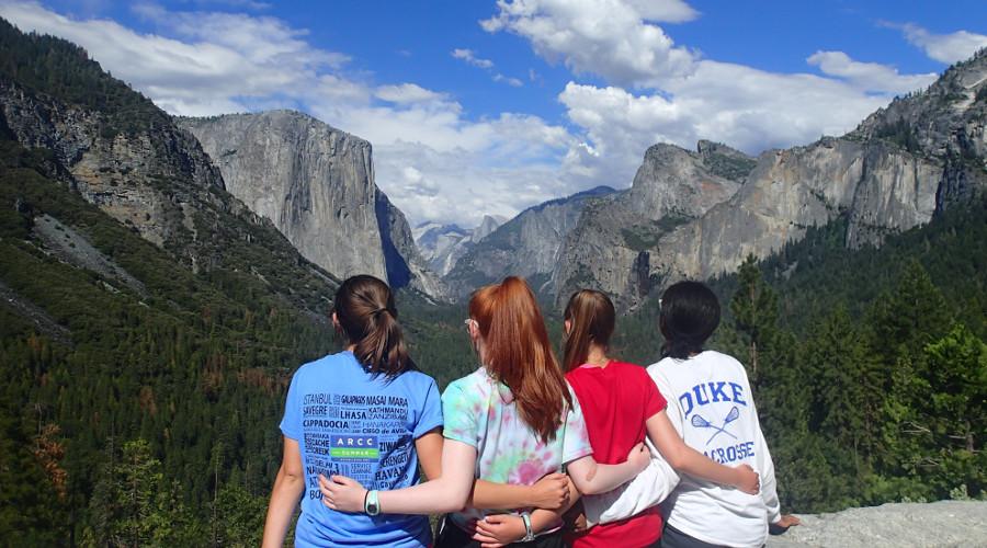 Summer Program - Preserving the Environment   ARCC Programs   California: Urban & Wilderness Service