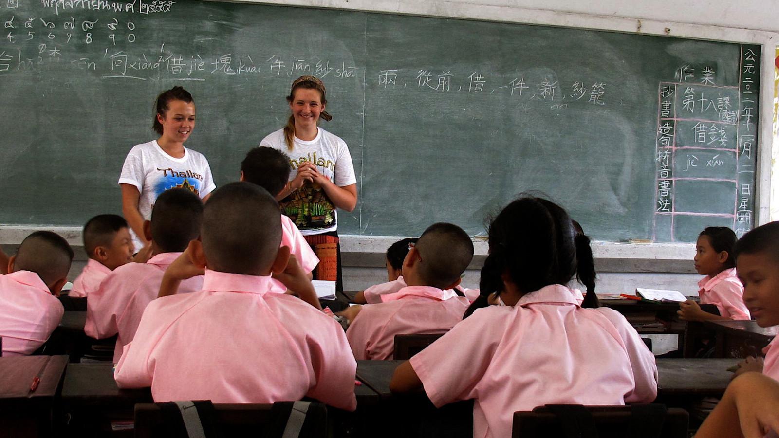 Summer Program - Preserving the Environment   ARCC Programs   Thailand: Elephant & Islands