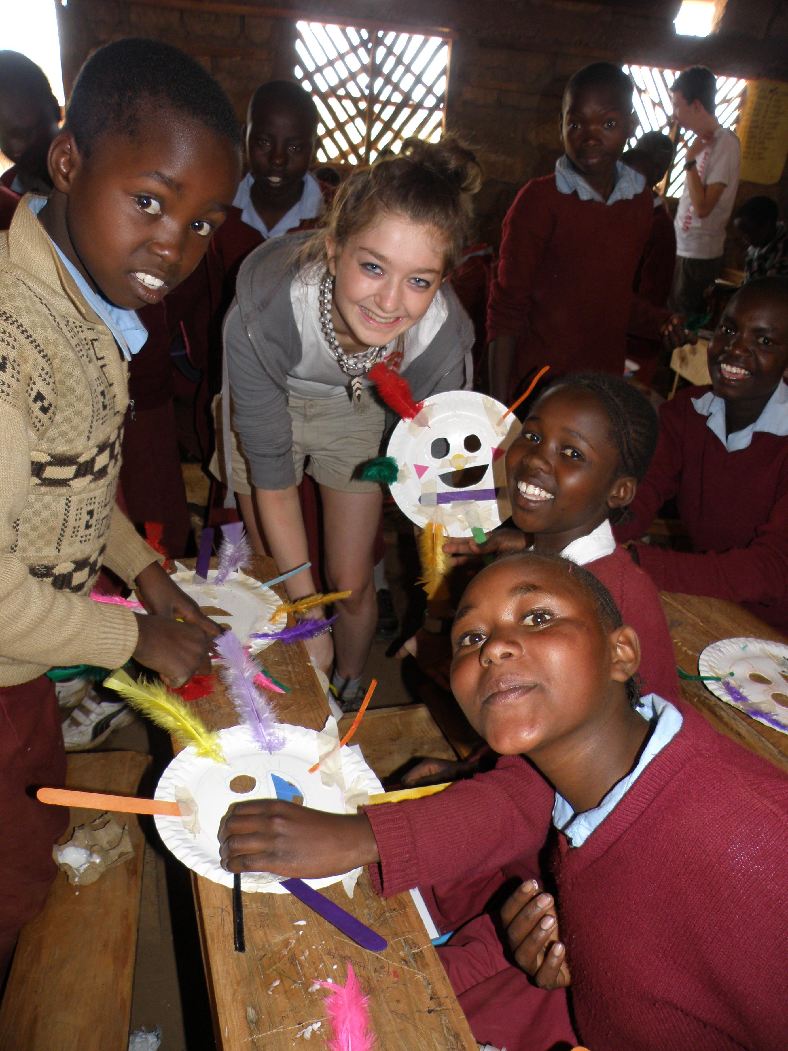 Gap Year Program - Africa Program  7
