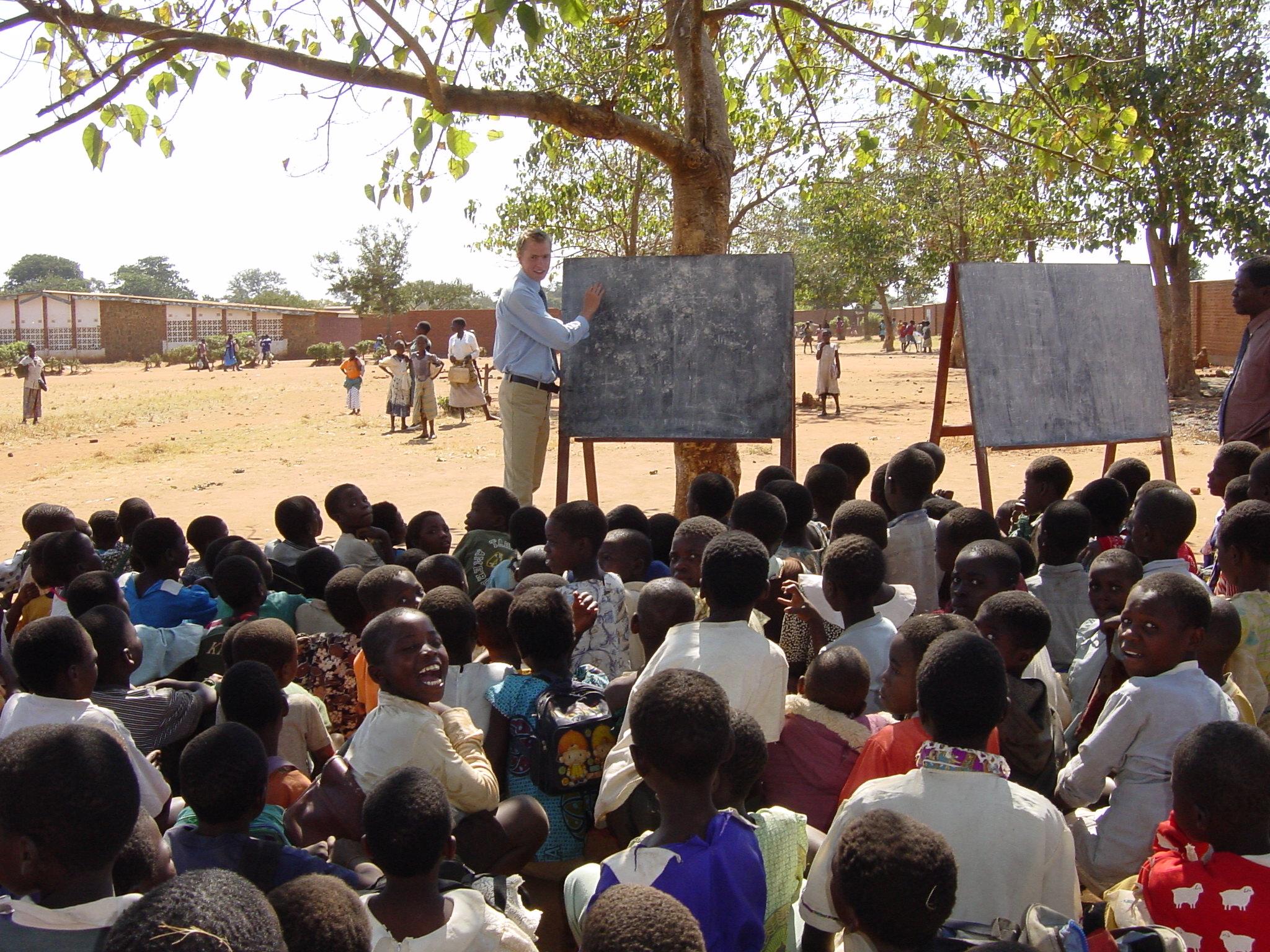 Gap Year Program - Africa Program  9