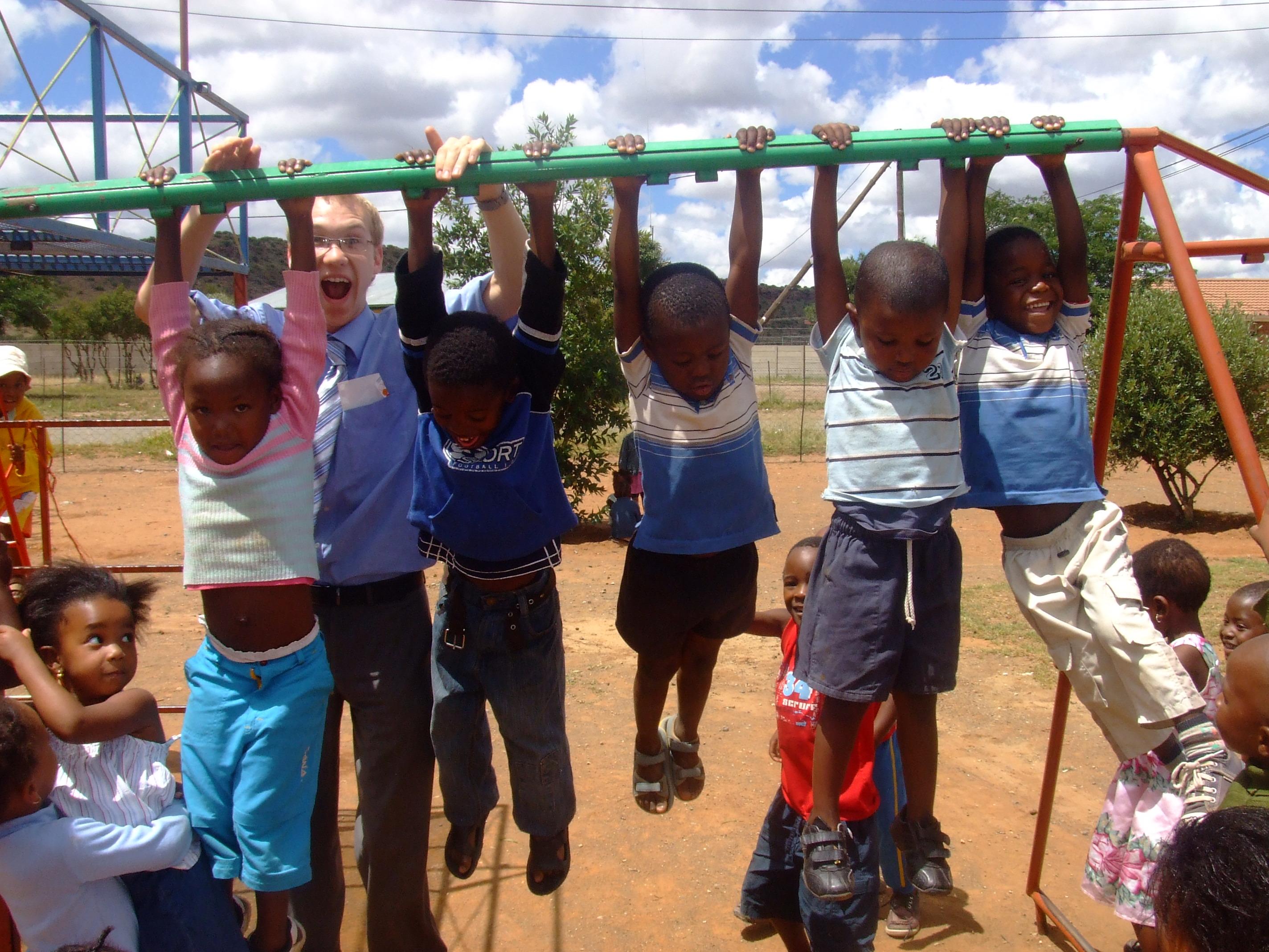 Gap Year Program - Africa Program  4
