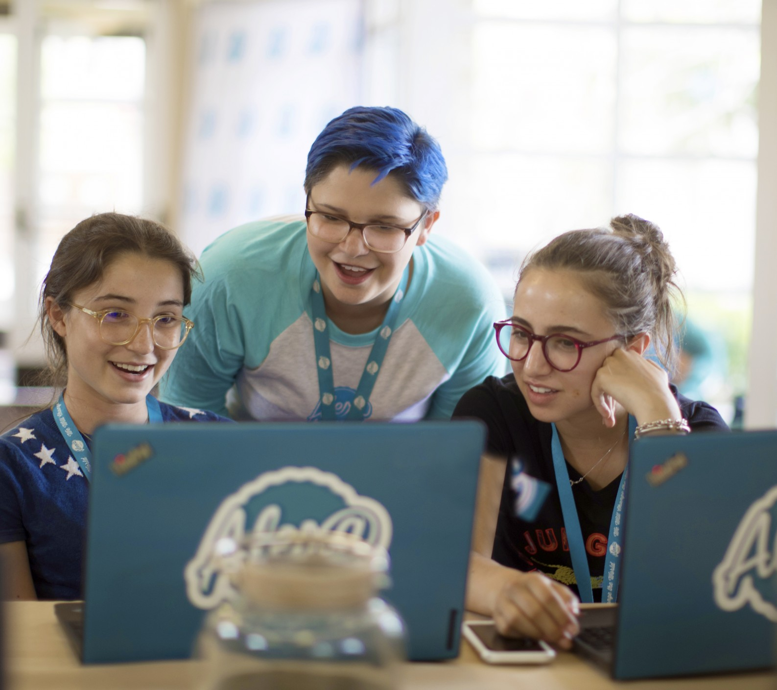 Summer Program - Electronics | Alexa Cafe: All-Girls STEM Camp | Held at UC Berkeley