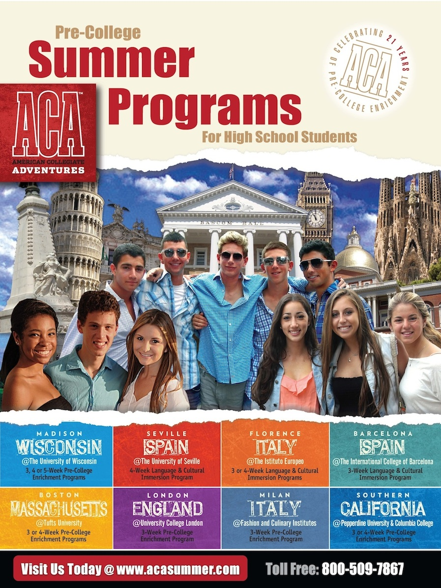 American Collegiate Adventures: The Wisconsin Program