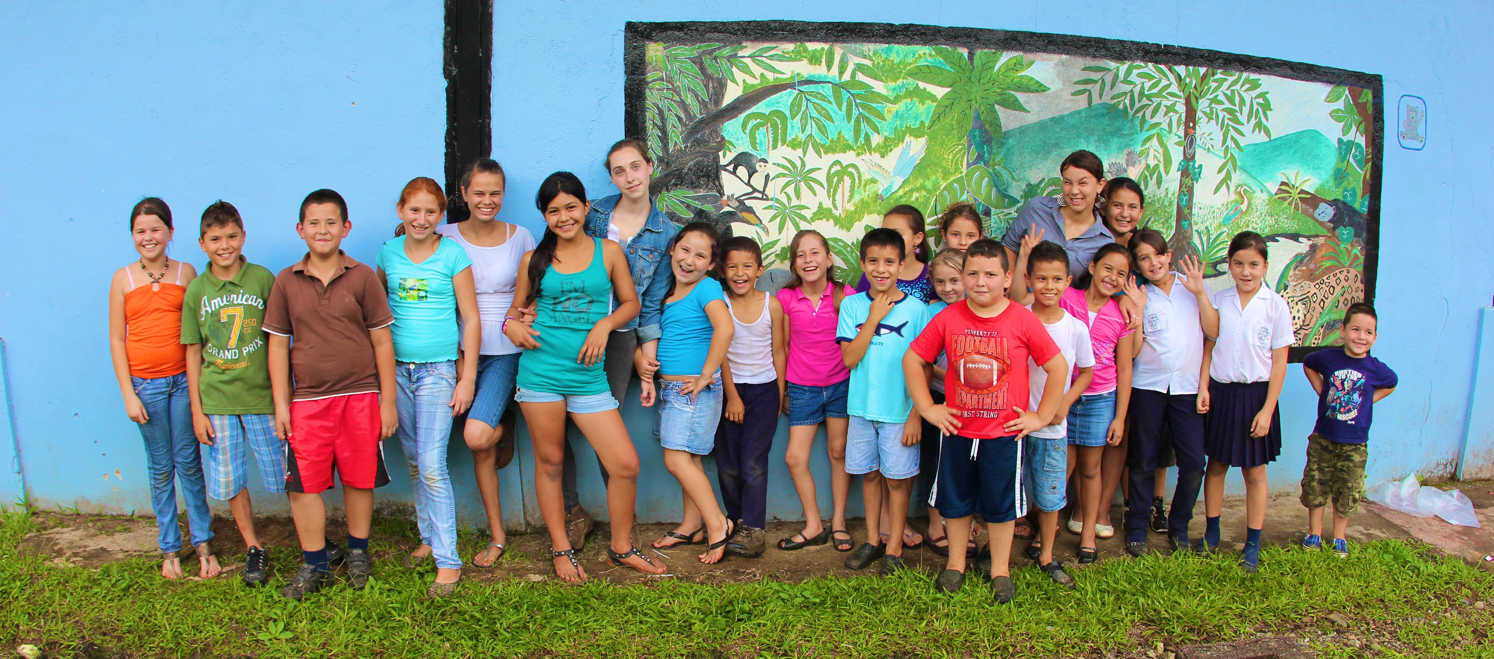 Summer Program - Promoting Volunteerism   Amigos de las Americas