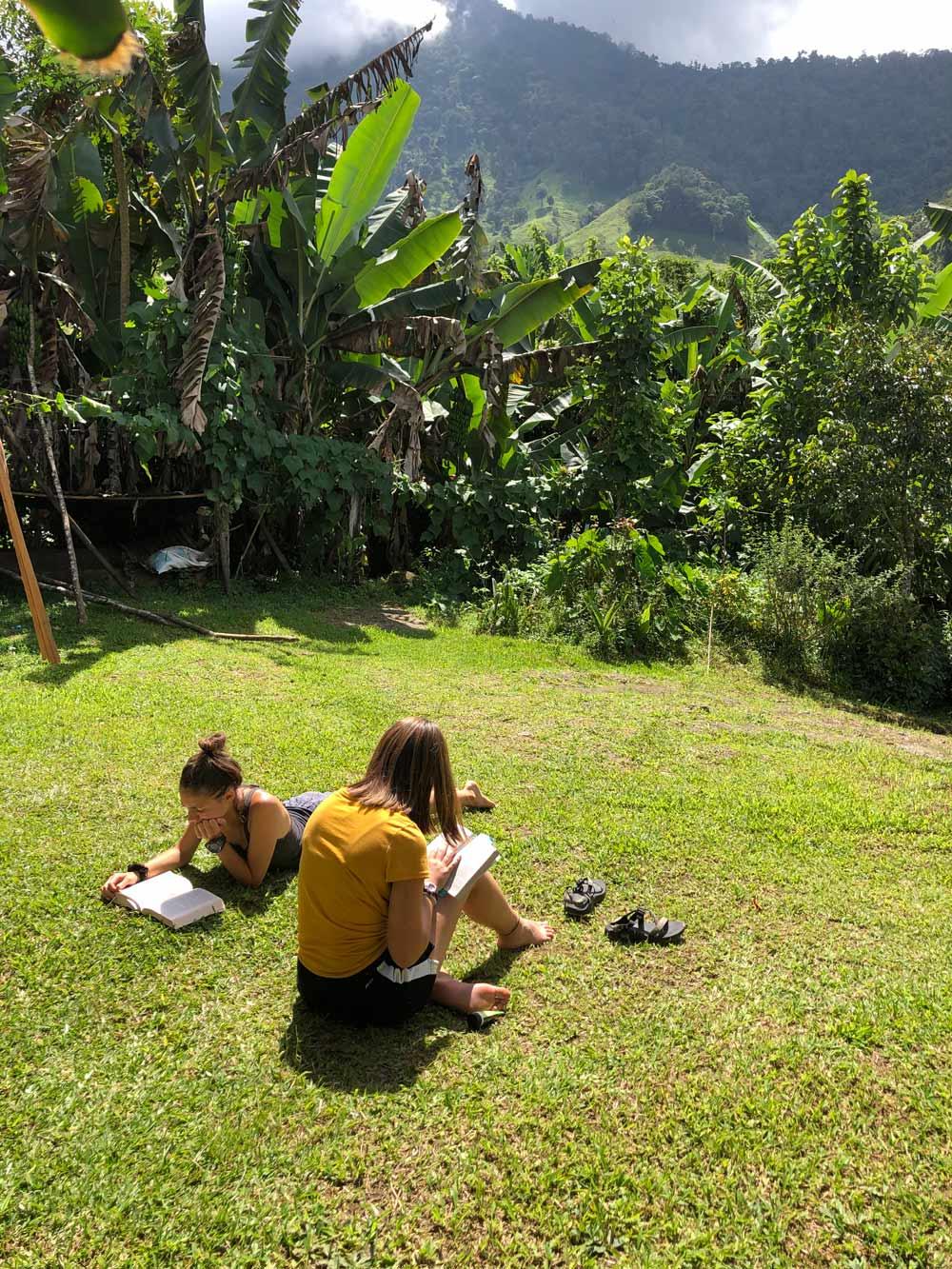 Amigos de las Americas Gap Year and Semester Programs